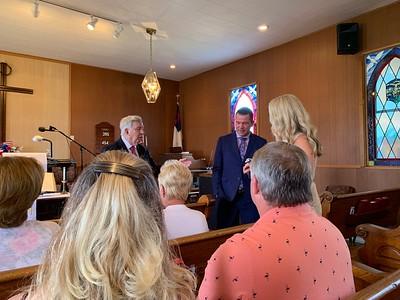 Kelly & Matt Wedding: May 24th 2019