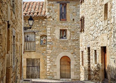 La iglesuela del Cid, Teruel
