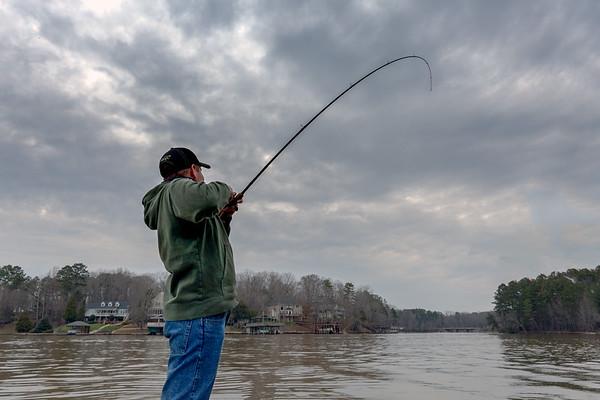 Riley's Catch on Lake Tillery