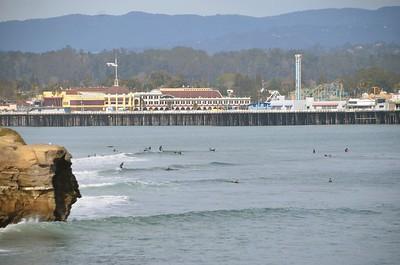 Santa Cruz ~ Carmel Beach