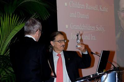 Jack's Lifetime Achievement Award