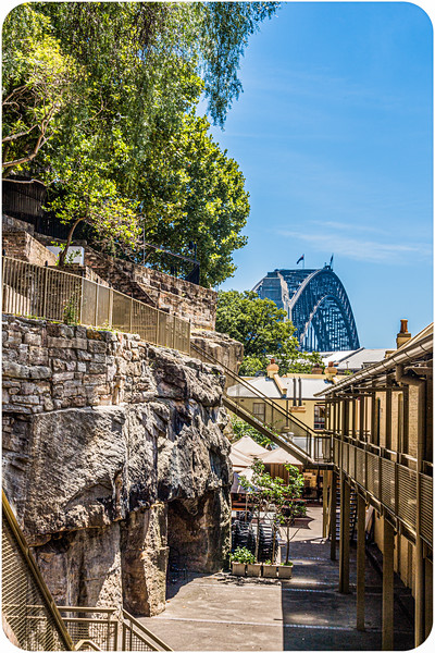 The Rocks/ Sydney