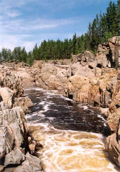 Misonabi River - 2001