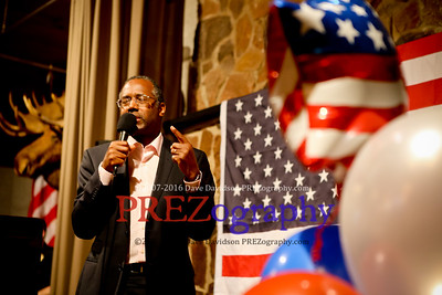 Ben Carson First Des Moines Visit Polk GOP 2014