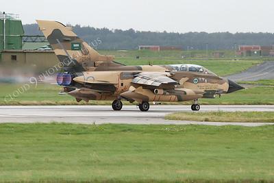 AFTERBURNER: Royal Saudi Air Force Panavia Tornado Fighter-Bomber Afterburner Pictures