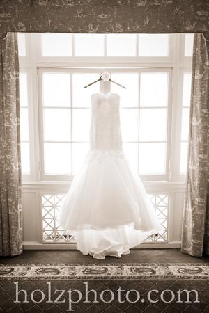 Lexie & Cody Creative Wedding Photos