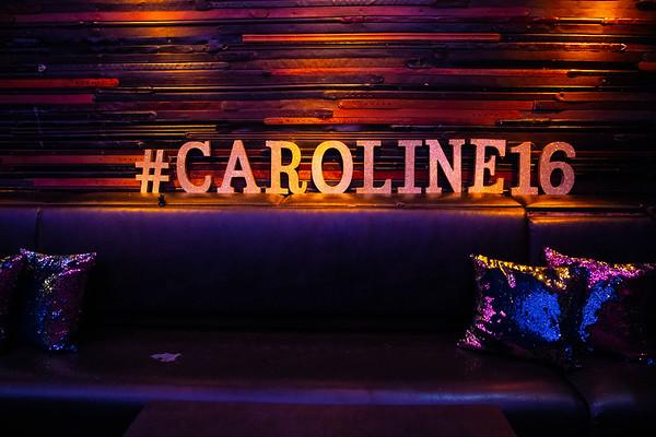 Caroline's Sweet 16 5-18-19