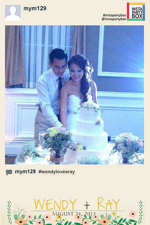Wendy & Ray's Wedding