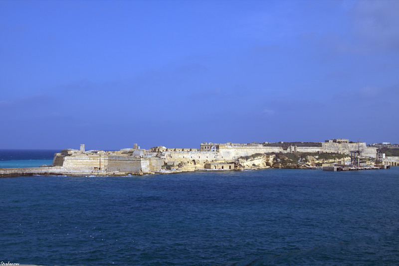 Valletta, Malta.     Fort Ricasoli   03/23/2019
