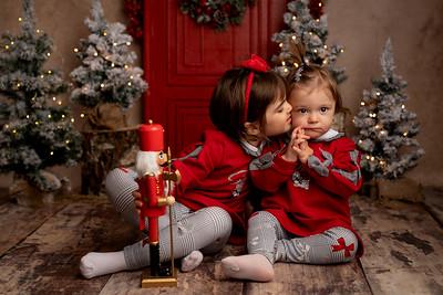 Rebeca & Amalia • XMas