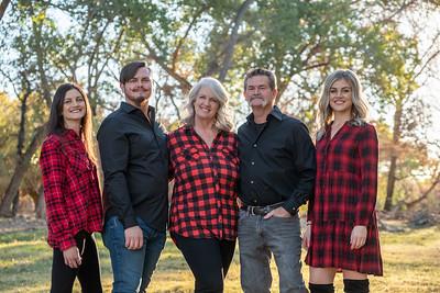The Montaño Family