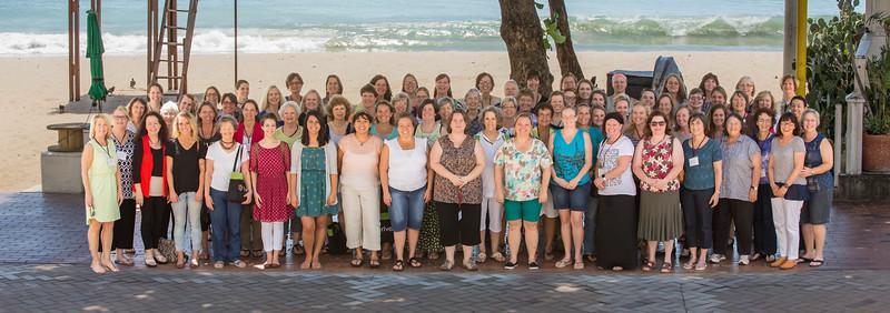 2016 South America Retreat: Volunteer Staff & Attendees