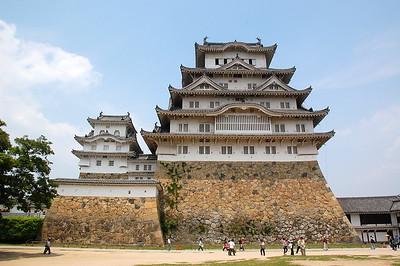 Himeji Castle, 2008