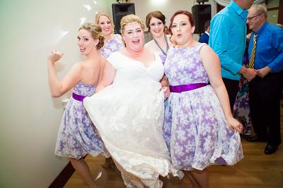 Locky & Em's Wedding Event Photos