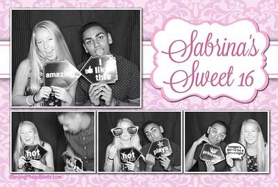 Sabrina's Sweet 16