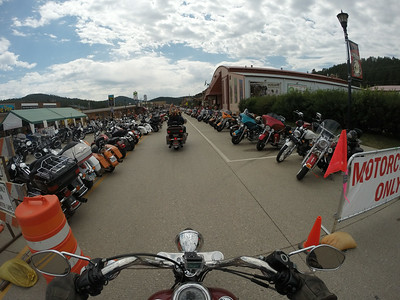 Hill City to Custer State Park