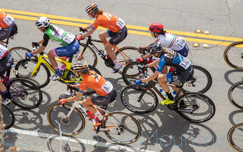 Women's Stage 3 (Men 7)