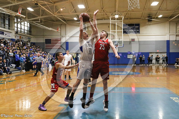 FUHS Boys Varsity Basketball vs McKinleyville @ Home 2-1-2019