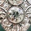 1.75ctw Edwardian Toi et Moi Old European Cut Diamond Ring  33