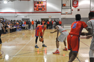 St. John's (DC) vs. DeMatha (MD) boys varsity basketball