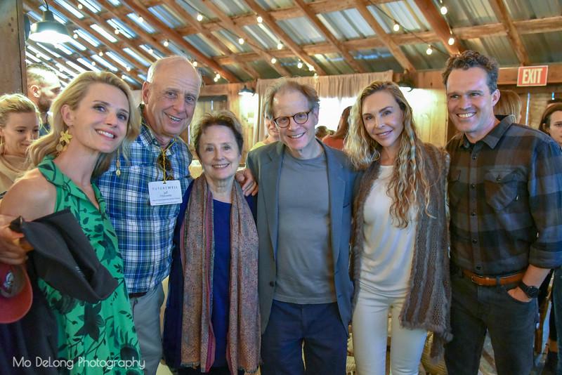Jennifer Siebel Newsom, Jeff Horowitz, Alice Waters, Dr. Daniel Siegel, Shawuna Shapiro and Dr. Zach Bush