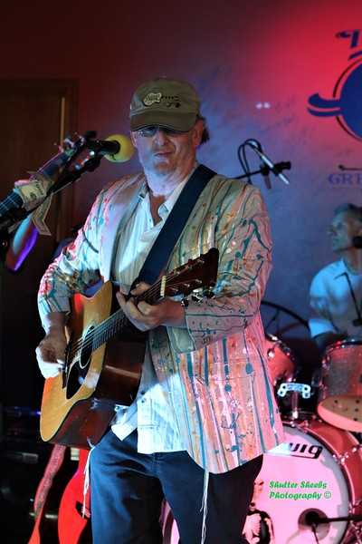 Jeff Miller at Blue Opus - 6-6-2019