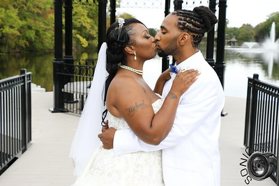 OCTOBER 14TH, 2017: THE ATKINS' WEDDING & RECEPTION
