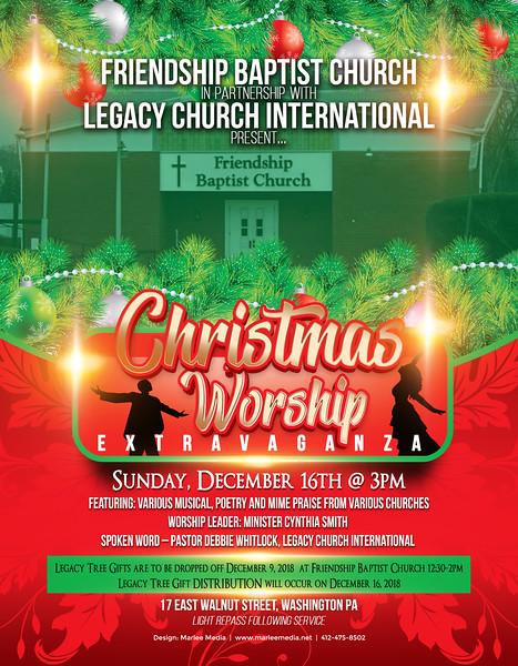 Christmas Worship Experience