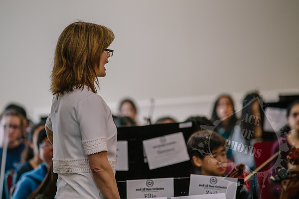 2018 All-State Middle School Orchestra