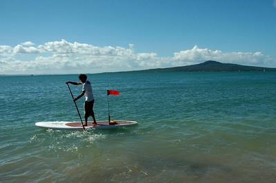 Stand Up Paddleboard shots