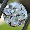 2.35ct Old European Cut Diamond GIA J VS2 11