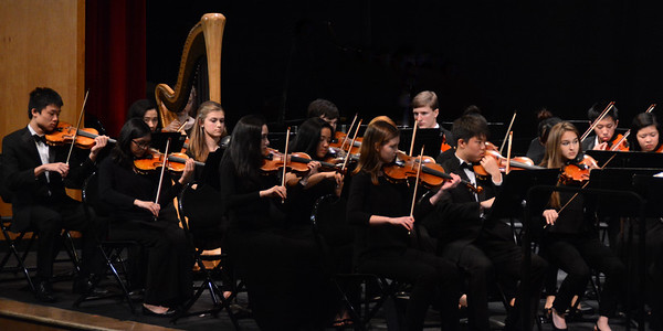 Spring 2018 Orchestra Concert