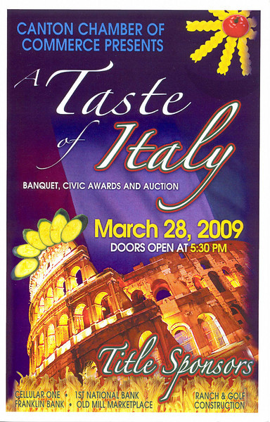 A Taste Of Italy, 3/28/09