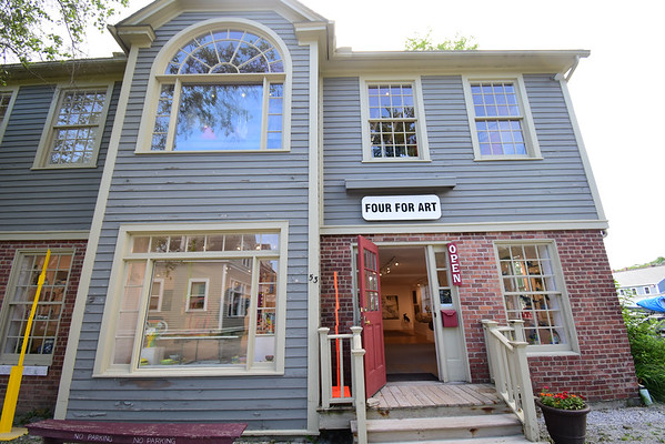 Four for Art Gallery in Lenox - 070219