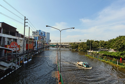 Towards Ladprao Intersection #1 (6Nov)