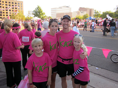 Race for the Cure 2011