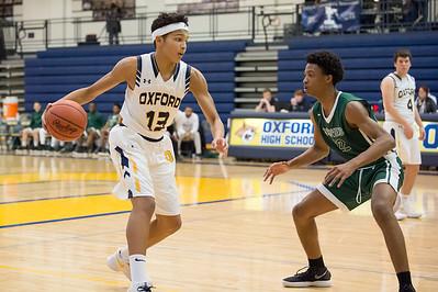 Varsity Basketball vs. Groves 2/2/2018