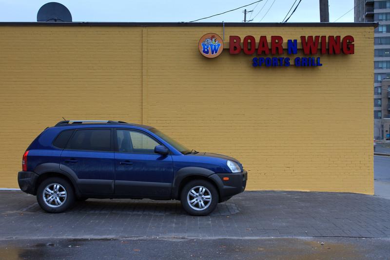 Boar n Wing and Wheels