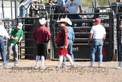 Day 4 - Morning - Bulls and Mutton Bustin