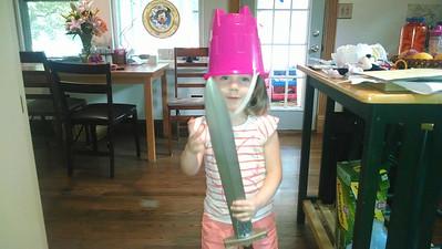 Maddie the Knight
