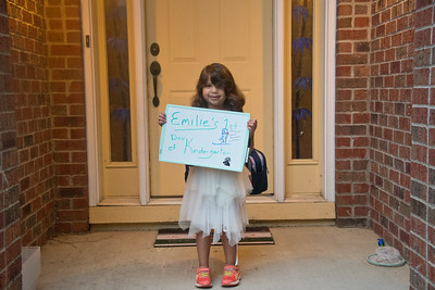 201809 First Day of School