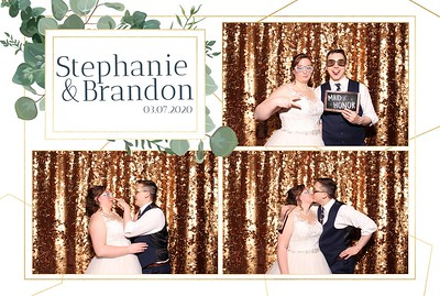 Stephanie +Brandon