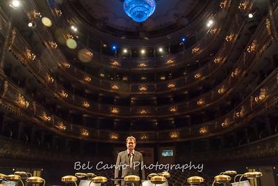 Opera Gala rehearsal