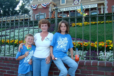 Disneyland (01 Aug 2008)