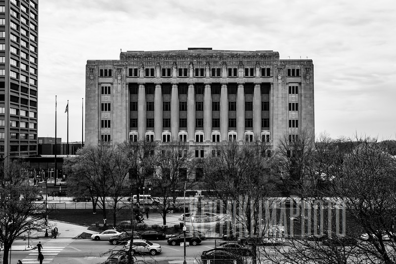 Cook County Courthouse