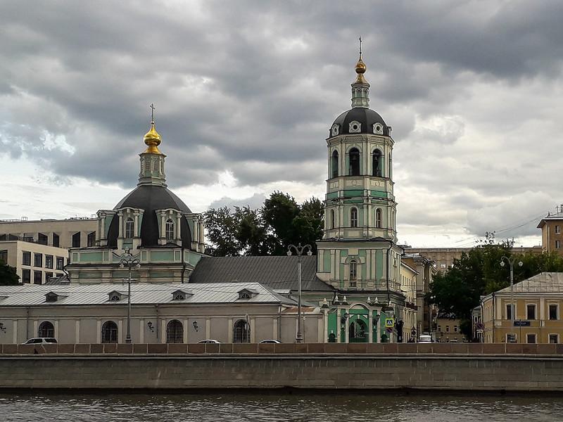 Church of St. Nicholas in Zayaitskom