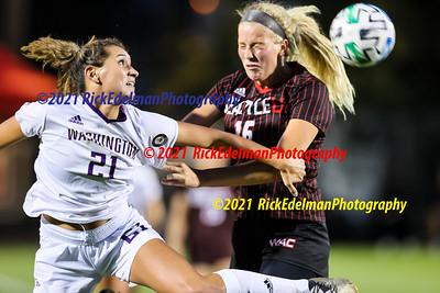 UW @ Seattle U Women's Soccer