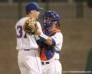 Photo Gallery: Baseball vs. Eastern Michigan, 2/24/09
