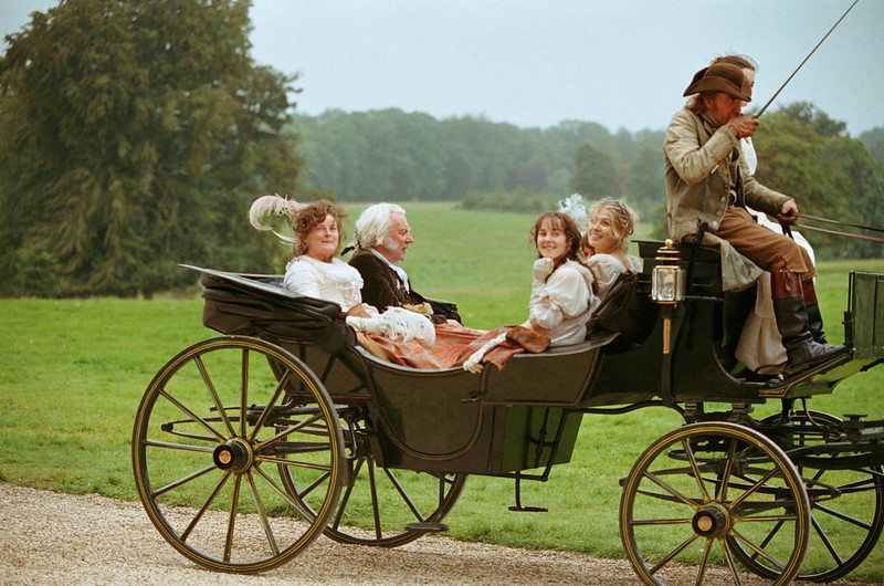 Bennets in carriage.jpg