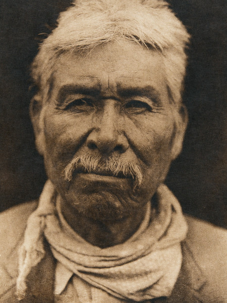 Bob Peters-Trinidad Yurok (The North American Indian, v. XIII. Norwood, MA, The Plimpton Press,  1924)